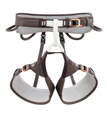 Petzl Aquila Rock Climbing and Mountaineering Safety Sit Harness