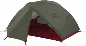 MSR ELIXIR 2 Lightweight Backpacking Tent Green updated 2018