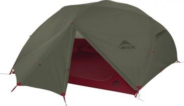 MSR ELIXIR 4 Lightweight Backpacking Tent Green