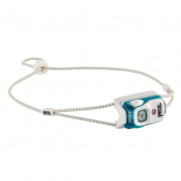 Petzl Bindi 200 Lumens ultralight USB recharagble Headlamp