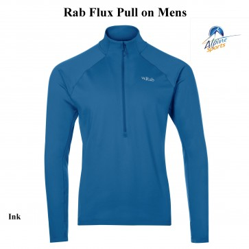 Rab, Flux, Pull, on, pullon, Quick, Drying, quick drying, cold, weather, Base, Layer, outdoor, outdoors, alpine, sports, alpine sports, climb, hike, run, climbing, crag, base layer
