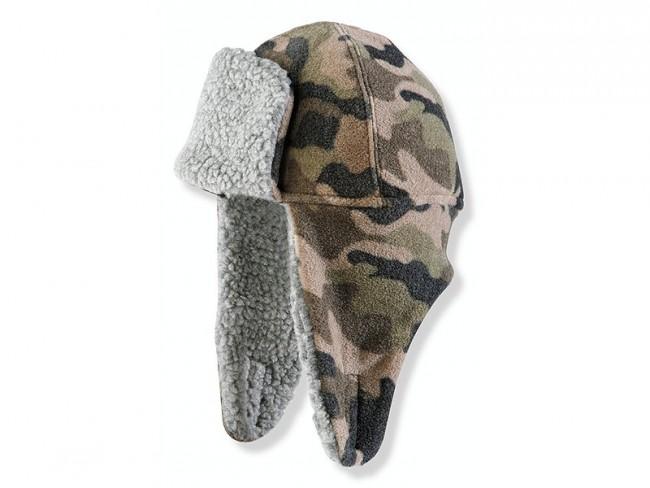 Gelert Boy s Pixel Fleece Trapper Hat. Zoom 7eba81cfab5b