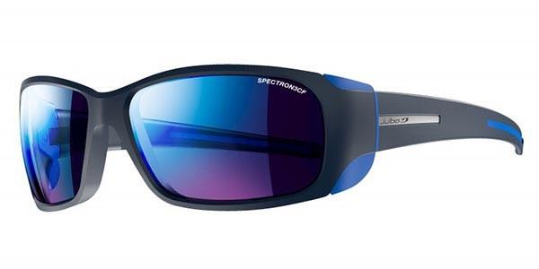 4a033c10b3d Julbo Montebianco Graphite Blue- Spectron Cat 3CF Lens Sunglasses · Zoom