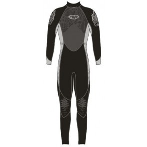 TWF XT3 - Kids 3:2 Flatlock Full Suit Clearance