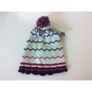 Gelert Girls Sherbert Bobble Hat