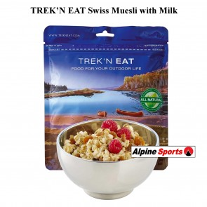 TREK'N EAT Swiss Muesli with Milk