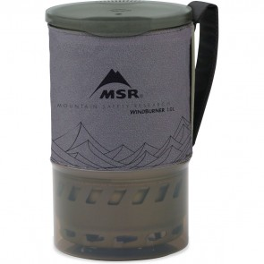 The MSR Windburner 1.0L Pot
