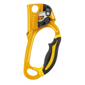 Petzl Ascension Ergonomic handled Climbing ascender