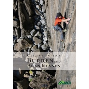 Rock Climbs in the Burren and Arran Islands Guide book