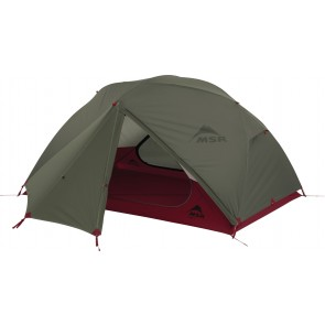 MSR ELIXIR 2 Person Lightweight Backpacking Tent Green