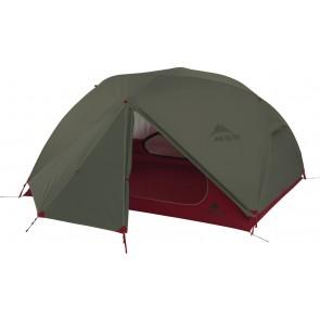 MSR ELIXIR 3 Lightweight Backpacking Tent Green