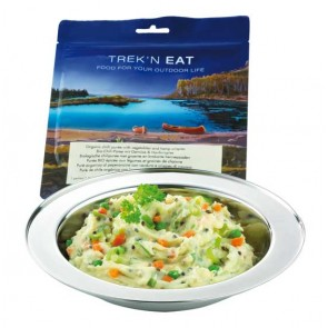 TREK'N EAT Chili Potato Bake with Vegetables and hemp crispies