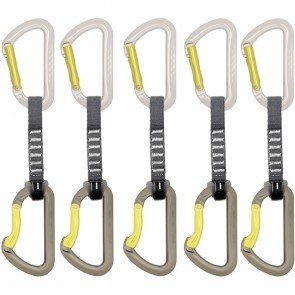 DMM Aero Quickdraw 12cm Nylon Sets of 5