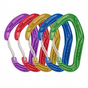 DMM Alpha Trad Colored 5 pack Carabiner