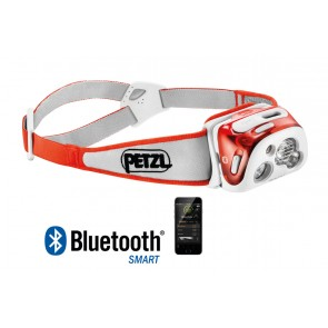 Petzl REACTIK + Reactive Lighting Technology