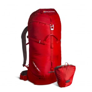 Montane Featherlite Alpine 35 Blackpack