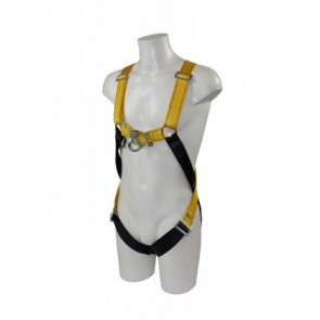 Ridgegear RGH2 Full body Harness with Front & Rear Connection points