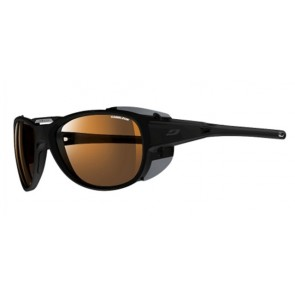 Julbo Explorer 2.0 Black Frame, Cameleon Cat 2-4 Lens Sunglasses