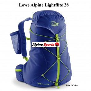 Lowe Alpine Lightflite lightweight Pack