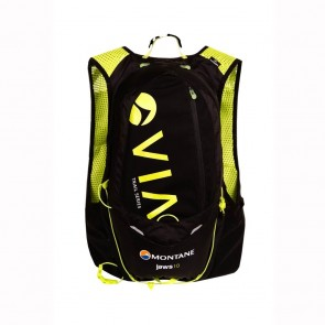 Montane Jaws 10 Trail Running Pack - Lightweight backpack Hydration Vest