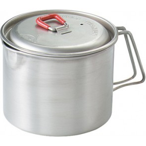 MSR Titan Kettle - may be used as a ultralight camping cup or pot