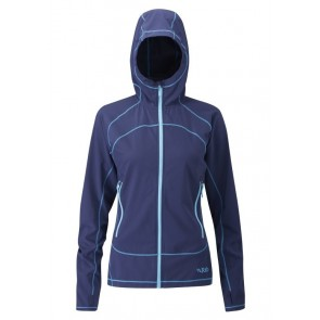 Rab Lunar Borealis Lightweight softshell Womens Softshell Climb/Running Jacket