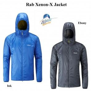 Rab XENON X Synthetic filled Primaloft Hoodie