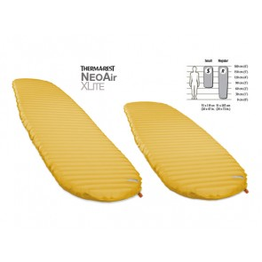 Thermarest NeoAir XLite Camping Mattress Small