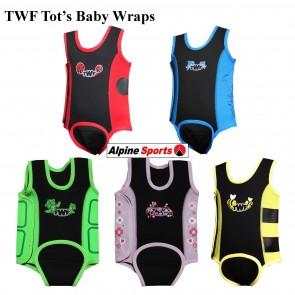 TWF Tot's Baby Wrap Wetsuit