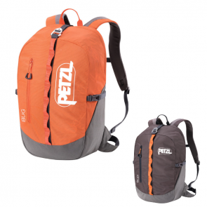 The Petzl Bug Multipitch Climbing & cool everyday 18L Backpack