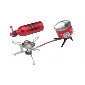 MSR Whisterlite Universal Combo Stove and Bottle