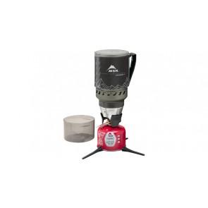 MSR® WindBurner Fast-Boil Windproof Personal Stove System 1.0L Black